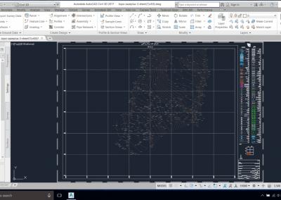 نمونه کار سامانه توپوگرافی (1)