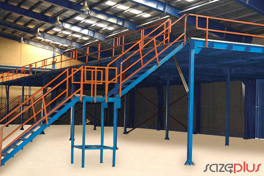 سازه مزنین Mezzanine Floor چیست؟