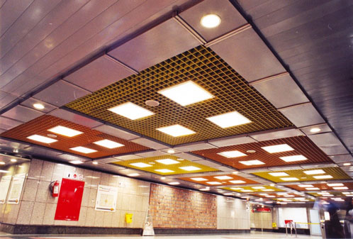 سقف کاذب ترکیبی