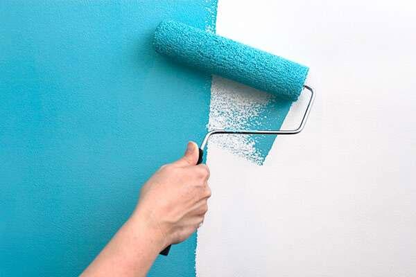 چهار تکنیک اساسی نقاشی ساختمان