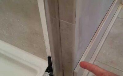 نشانه هایی نشتی آب پشت دیوار