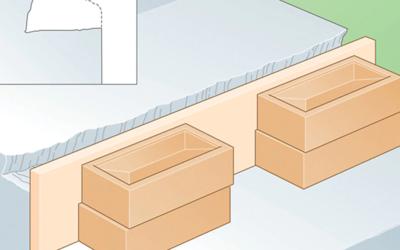 چگونه پلههای سیمانی را تعمیر کنیم؟