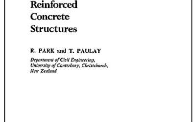 دانلود کتاب reinforced concrete structures Park & Paulay