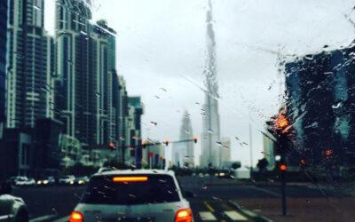 باران مصنوعی در امارات