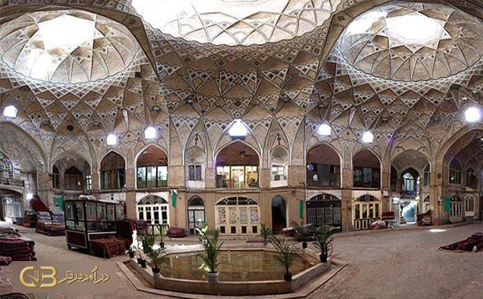 معماری بازارهای اسلامی