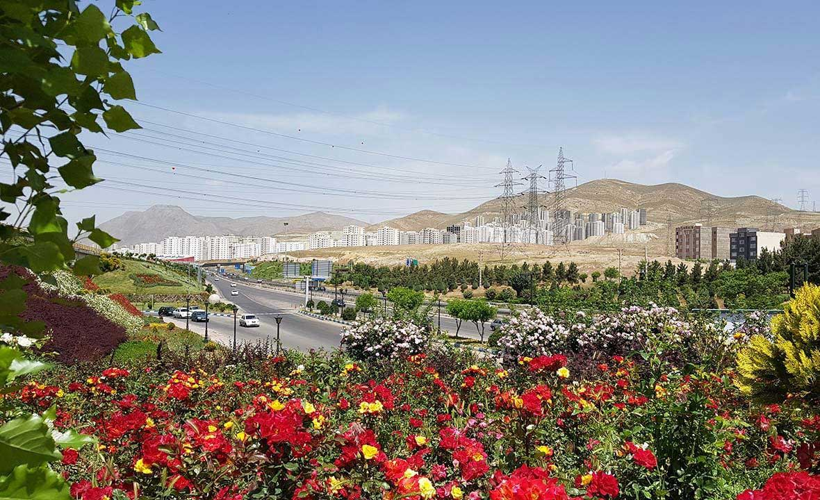 مقایسه زندگی و امکانات در ورامین و پردیس تهران